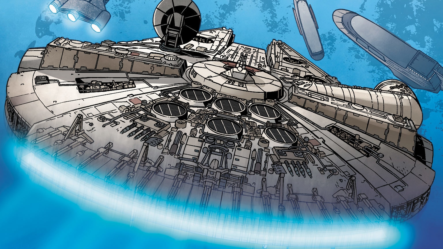 The Rebels Look to Save Han in Marvel's Star Wars #14 – Exclusive Preview