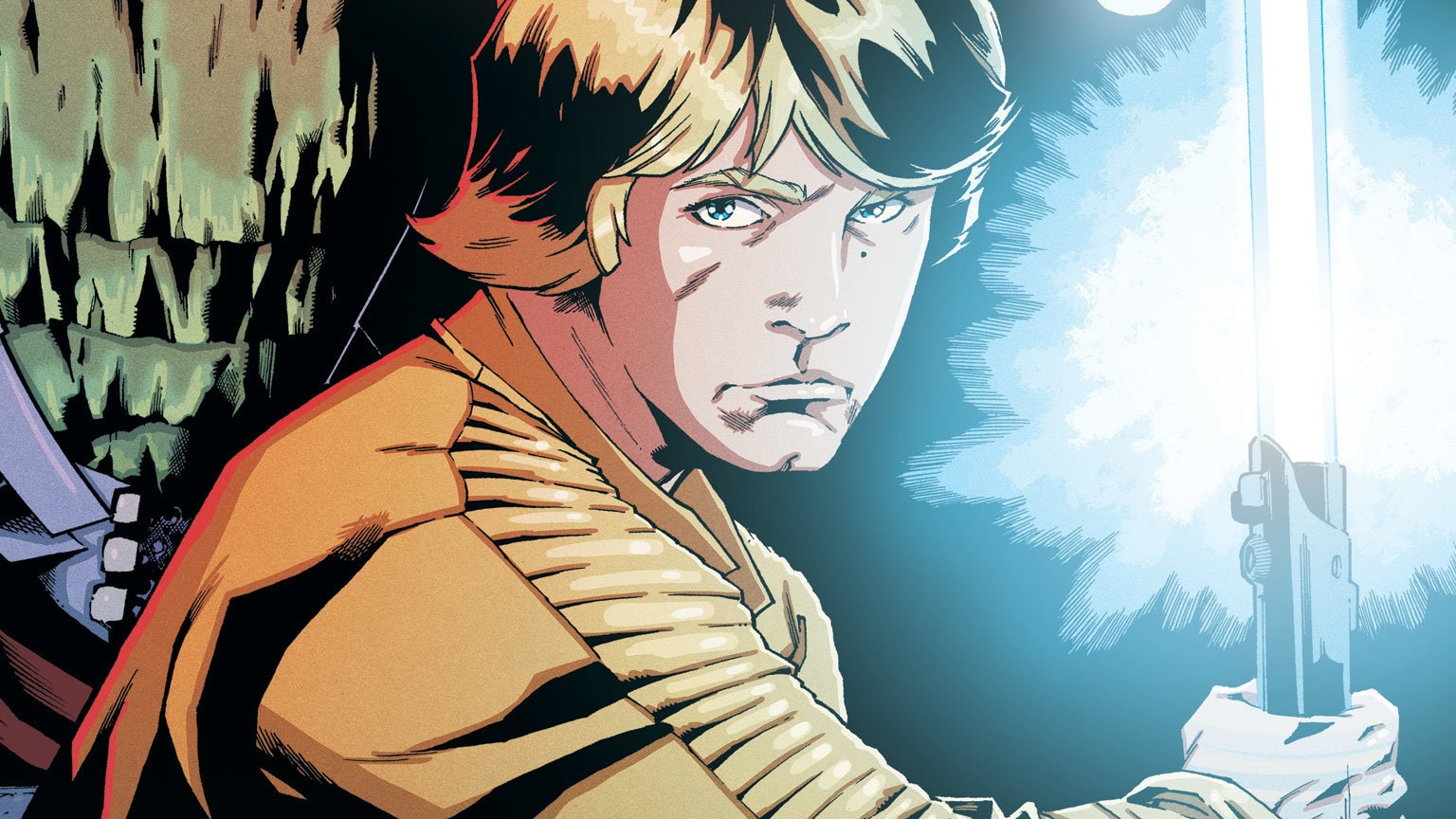 Ancient Jedi Ruins Uncovered in IDW's Star Wars Adventures: The Weapon of a Jedi #2 – Exclusive Preview
