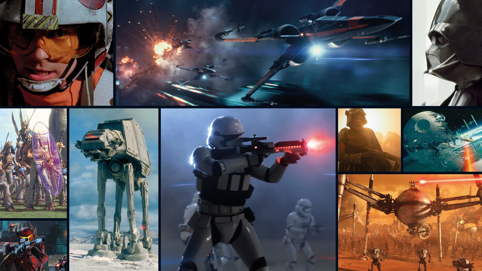 In Star Wars: Battles that Changed the Galaxy, Go Inside the Crucible of War