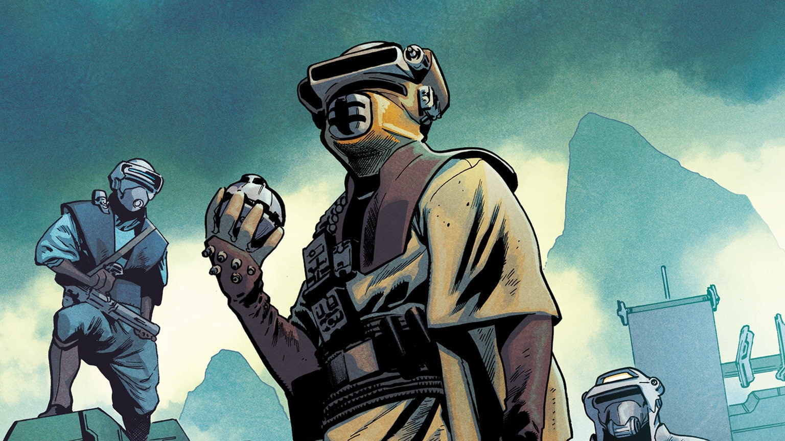 The Fight for Han Solo Heats Up in Marvel's September 2021 Star Wars Comics – Exclusive
