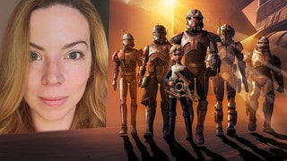 """""""How Do You Challenge a Super Soldier?"""": Jennifer Corbett on Helping the Clones in Star Wars: The Bad Batch Find Their Way"""