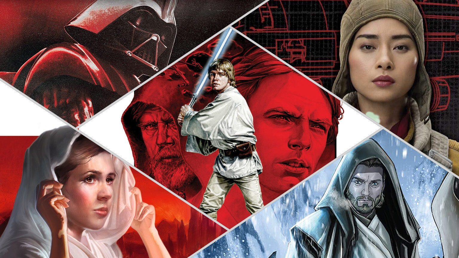 Looking for a Star Wars Summer Reading List? Found One, You Have!