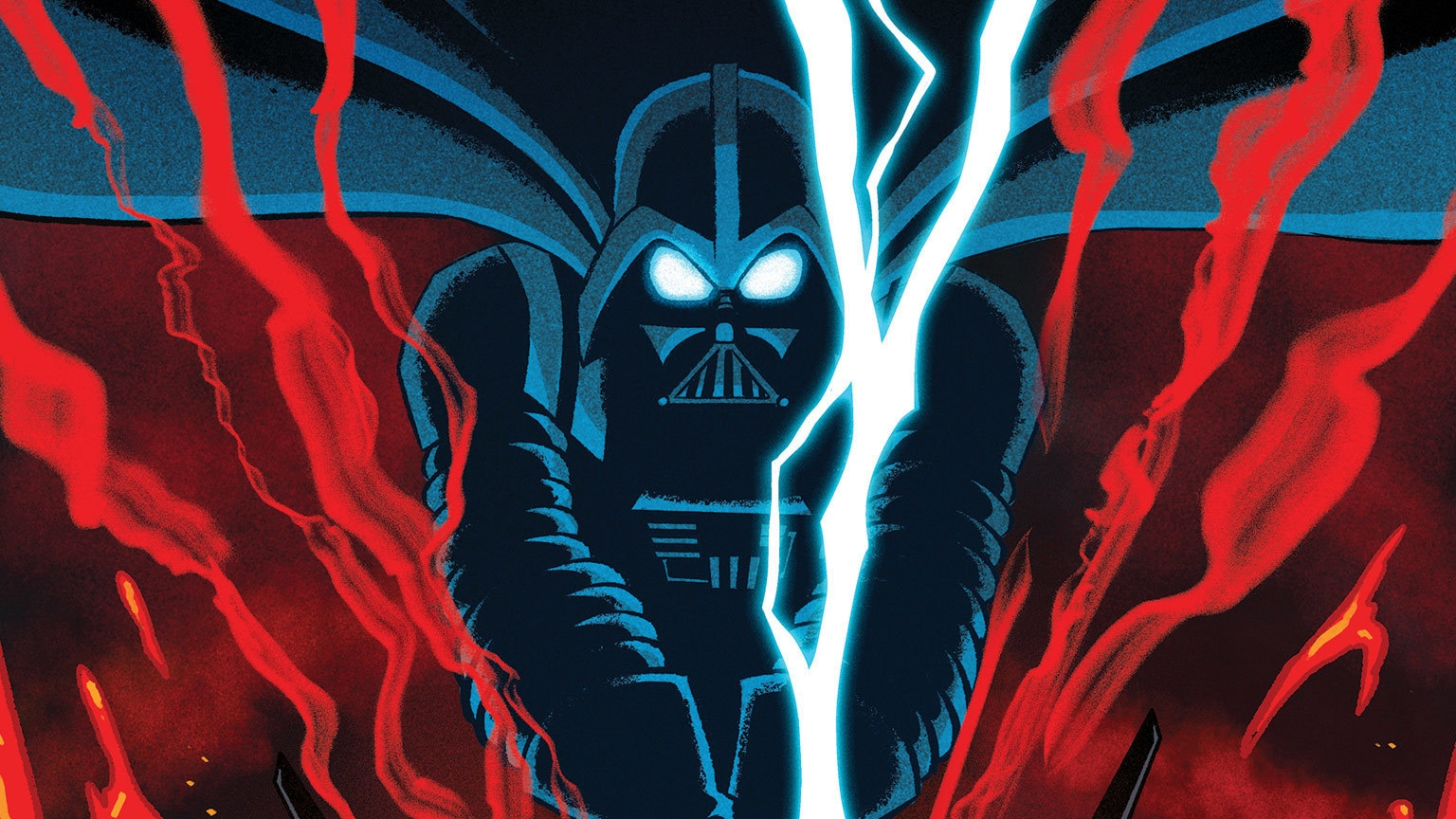 Galactic Frights Return This Halloween in IDW's Star Wars Adventures: Ghosts of Vader's Castle – Exclusive