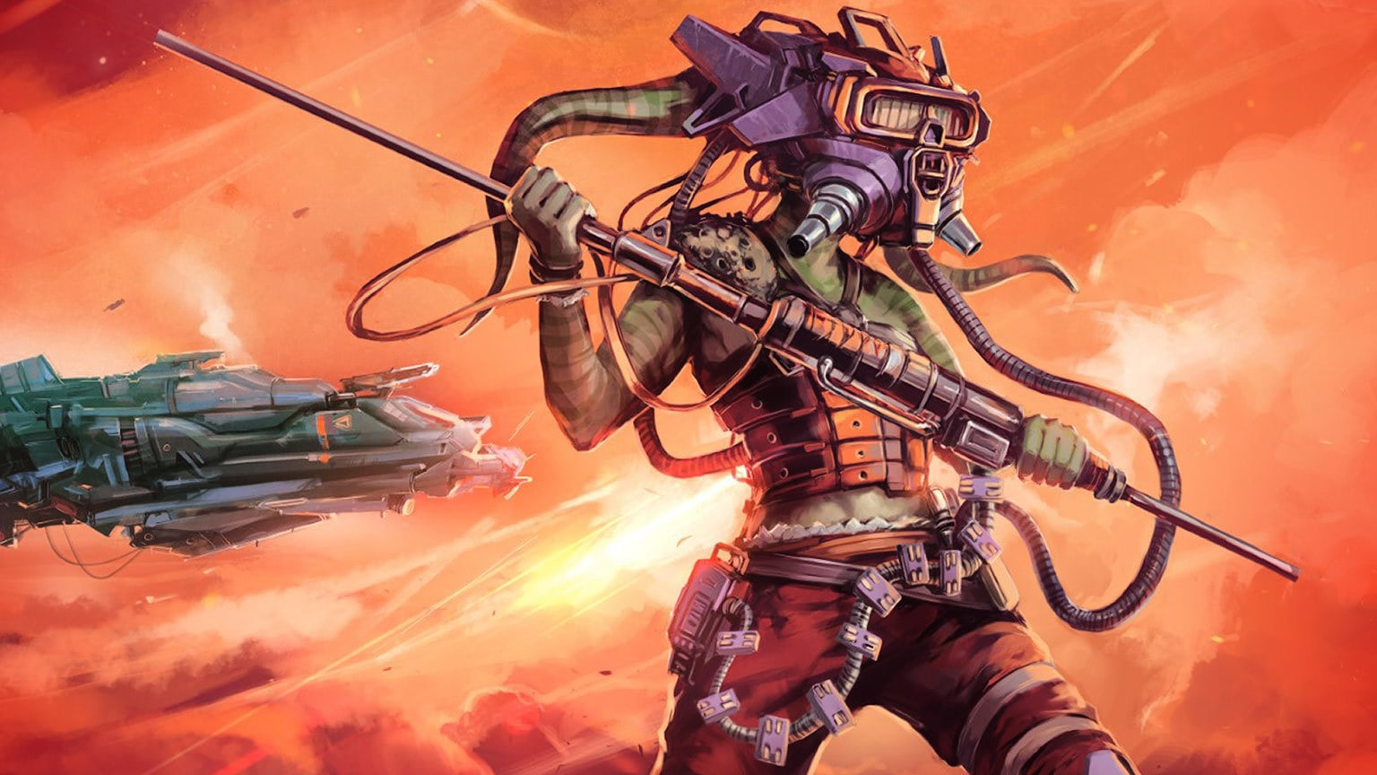 See the Deadly Lourna Dee on the Cover of Tempest Runner, the Star Wars: The High Republic Audio Original – Exclusive