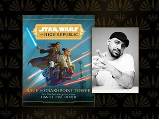 """""""I'm Just Trying to Make Myself Laugh"""": Daniel José Older on Infusing Humor into Star Wars: The High Republic"""