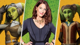 Hera Flies Again: Vanessa Marshall on Returning as the High-Flying Pilot in Star Wars: The Bad Batch