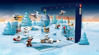 Mando Brings the Holiday Cheer with This Year's LEGO Star Wars Advent Calendar – Exclusive Reveal