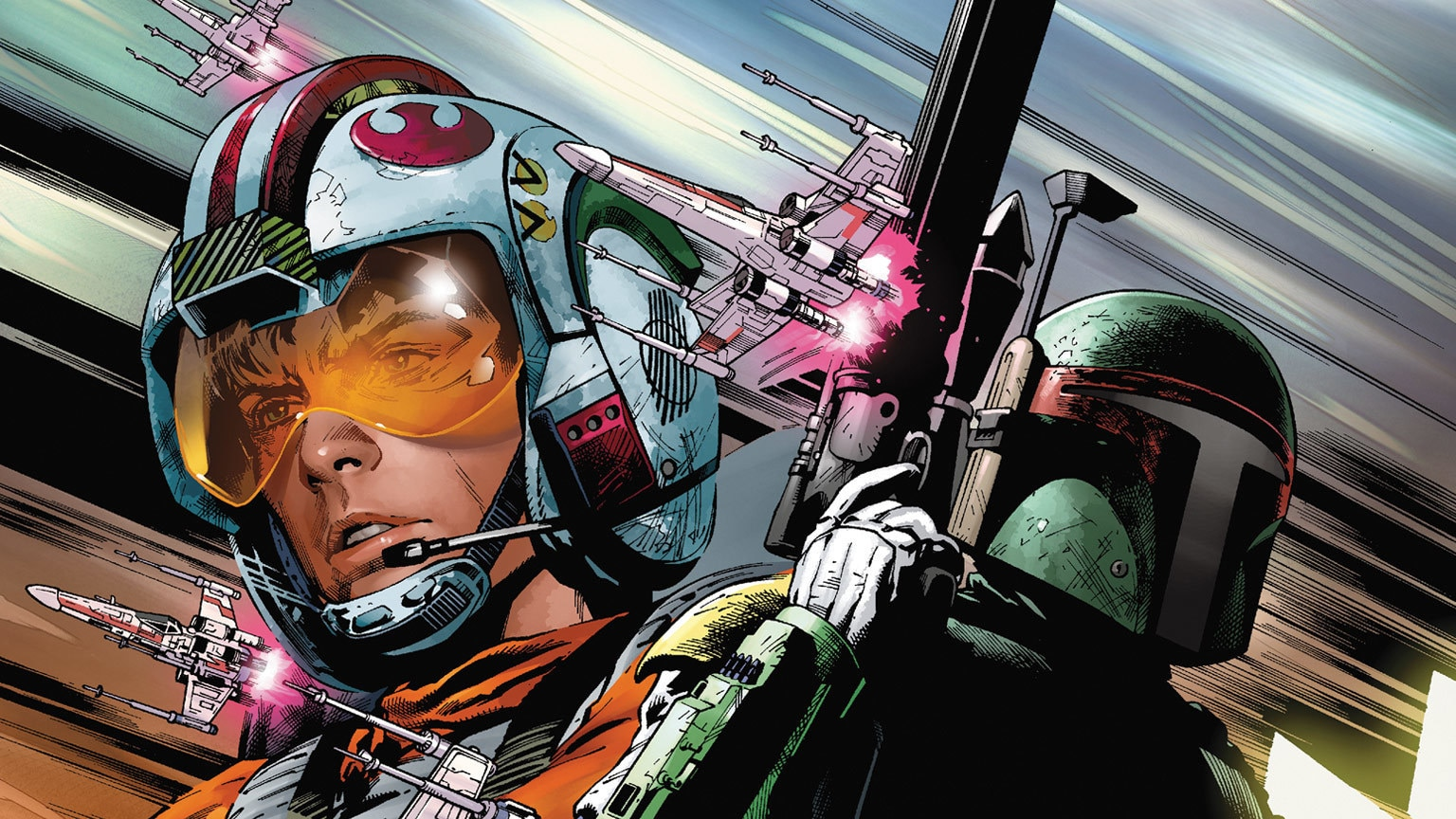 Luke Skywalker Joins Starlight Squadron in Marvel's Star Wars #15 – Exclusive Preview