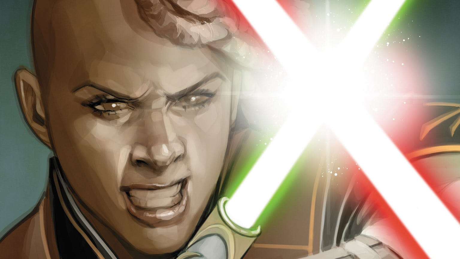 Keeve Trennis Tangles with a Red-Bladed Menace in Marvel's Star Wars: The High Republic #7 – Exclusive Preview
