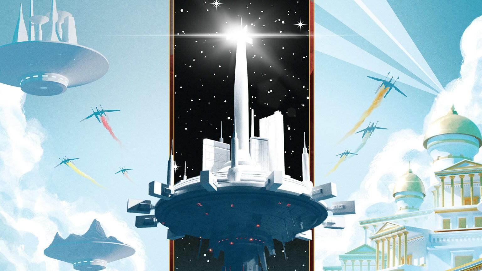 The Republic Fair poster art