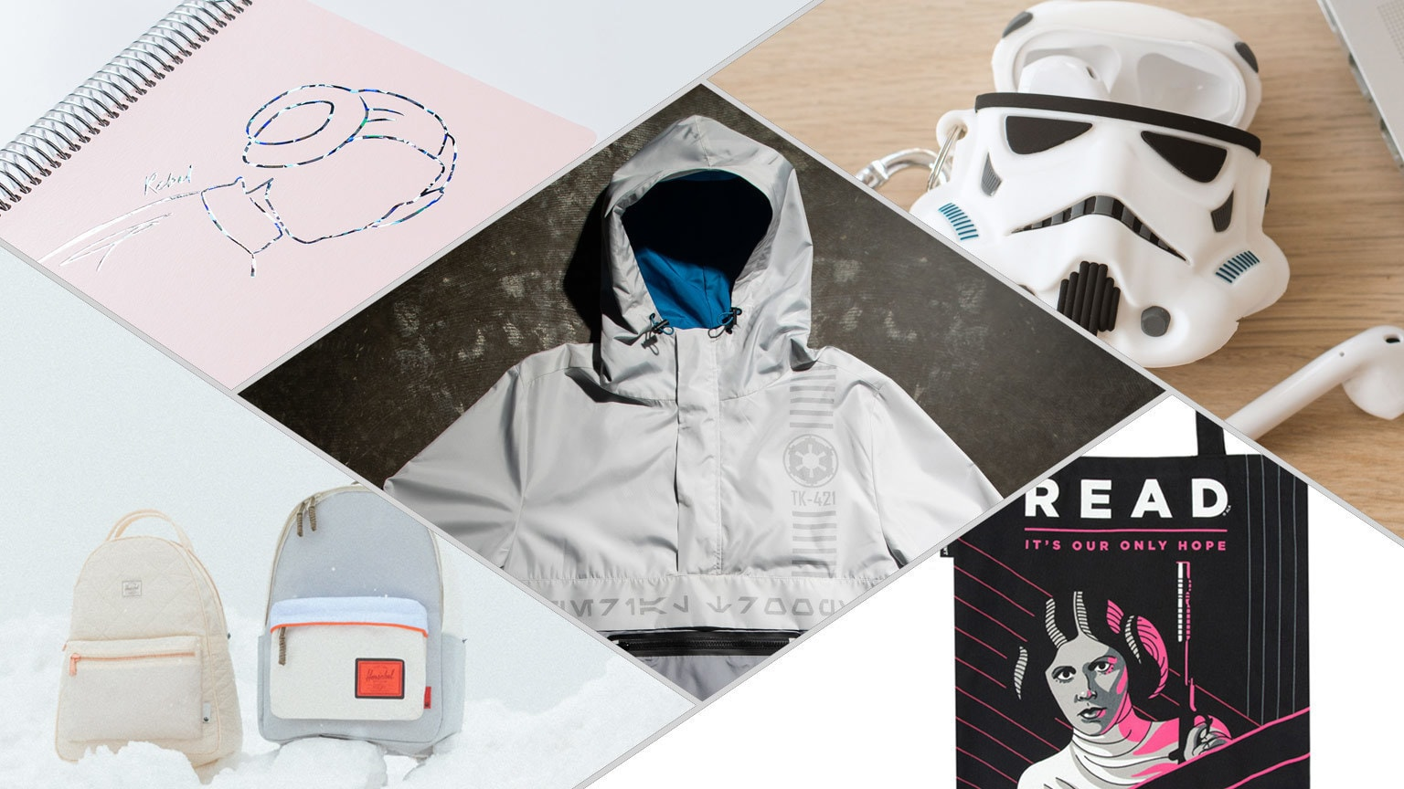 Star Wars Back-to-School Shopping Guide 2021