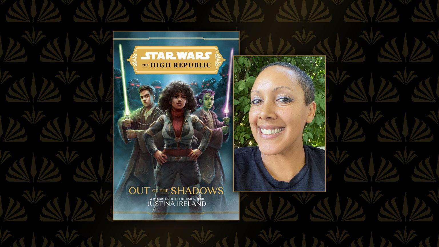 """""""Nothing is the Same After This Book"""": Justina Ireland on Out of the Shadows"""