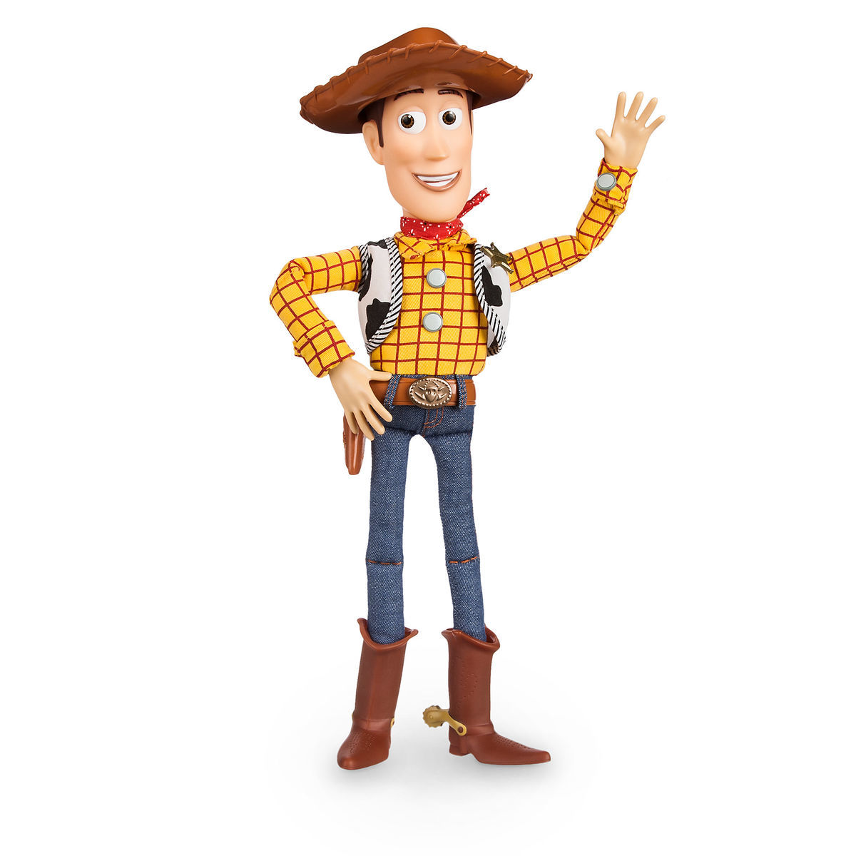 Product Image of Woody Talking Action Figure   1 e75fff91771d