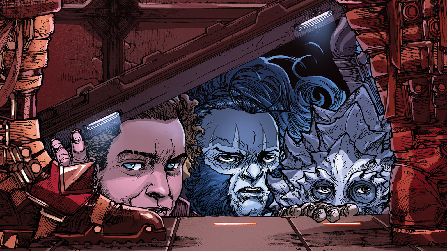 Farzala Must Face His Fears in IDW's Star Wars: The High Republic Adventures #7 – Exclusive Preview