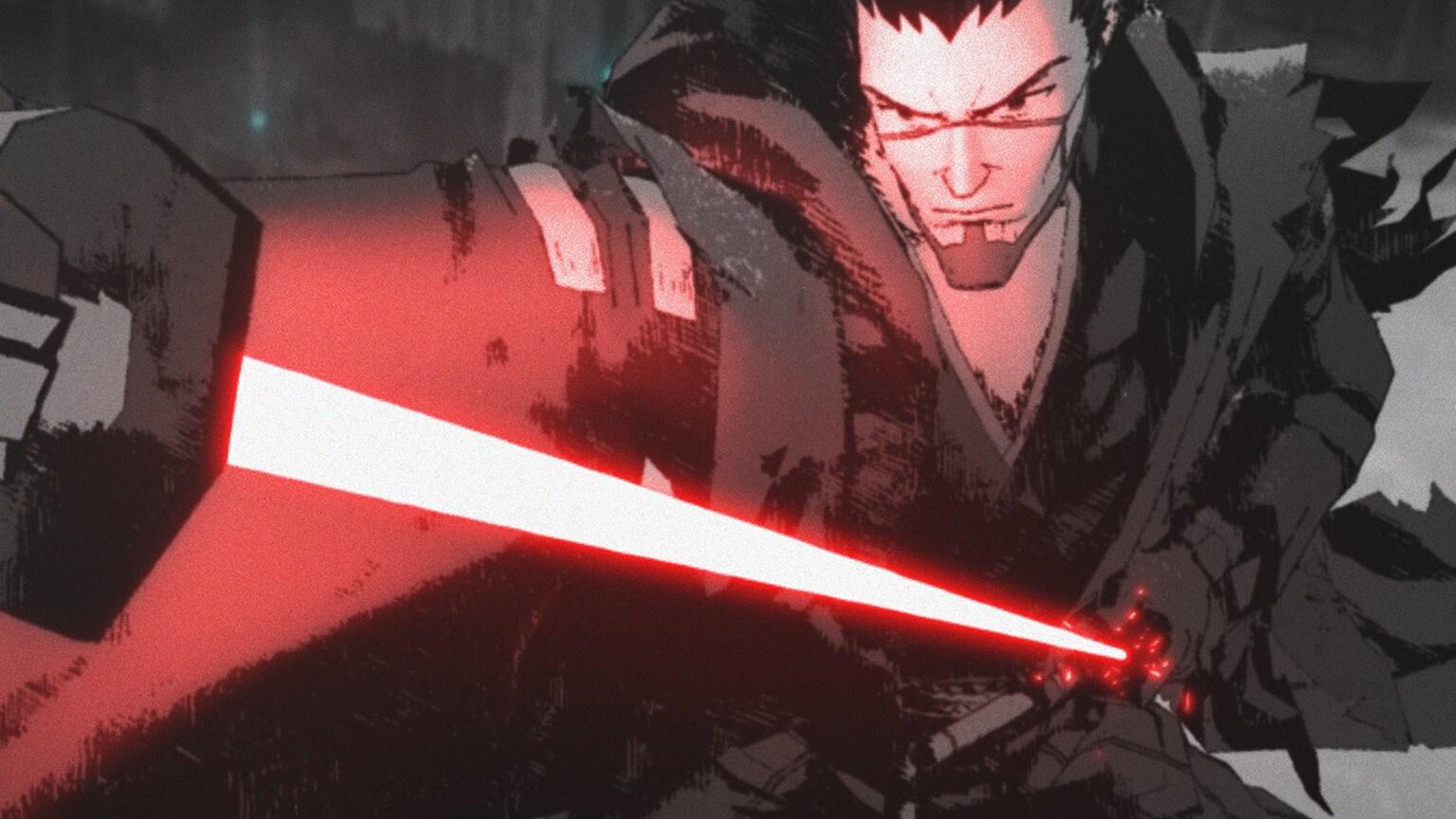 Stunning New Star Wars: Visions Trailer Debuts