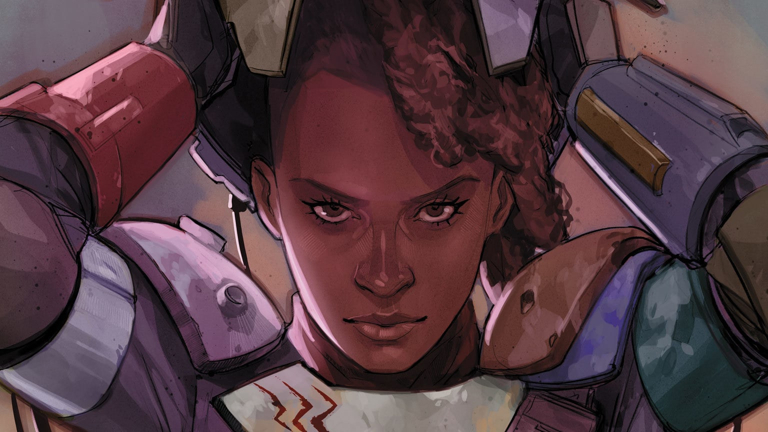Keeve Treenis Joins the Storm in Marvel's Star Wars: The High Republic #9 – Exclusive Preview