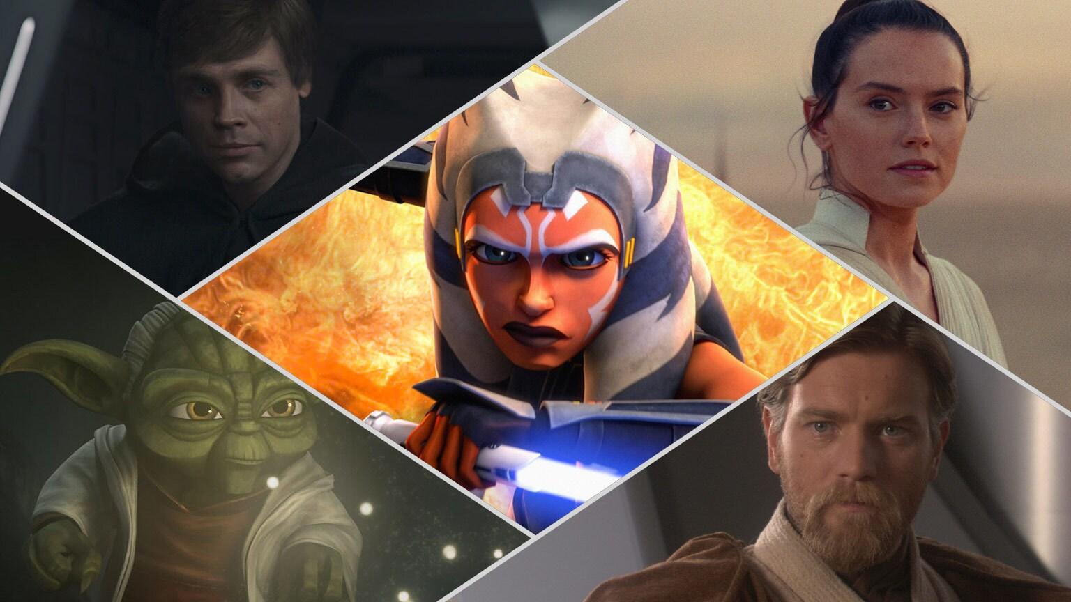Quiz: Can You Unscramble These Jedi Names?