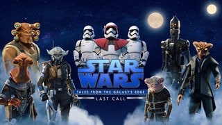 Star Wars: Tales from the Galaxy's Edge — Last Call Trailer and New Details Revealed