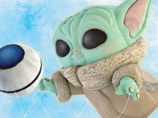 Funko Pop!-Inspired Grogu Balloon Will Fly at the Macy's Thanksgiving Day Parade
