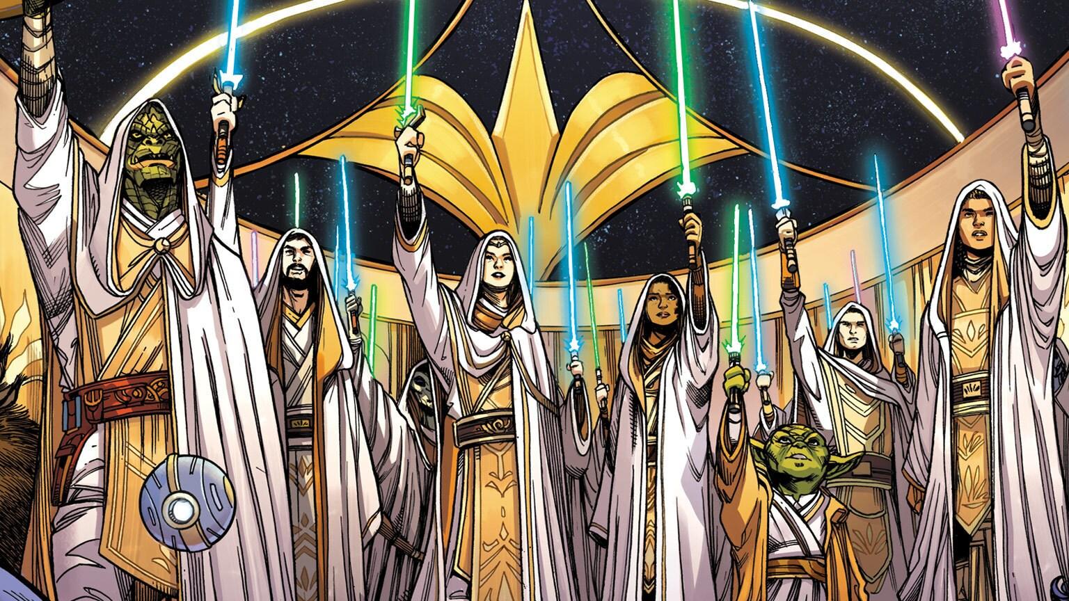 Star Wars Inside Intel: Jedi of the High Republic
