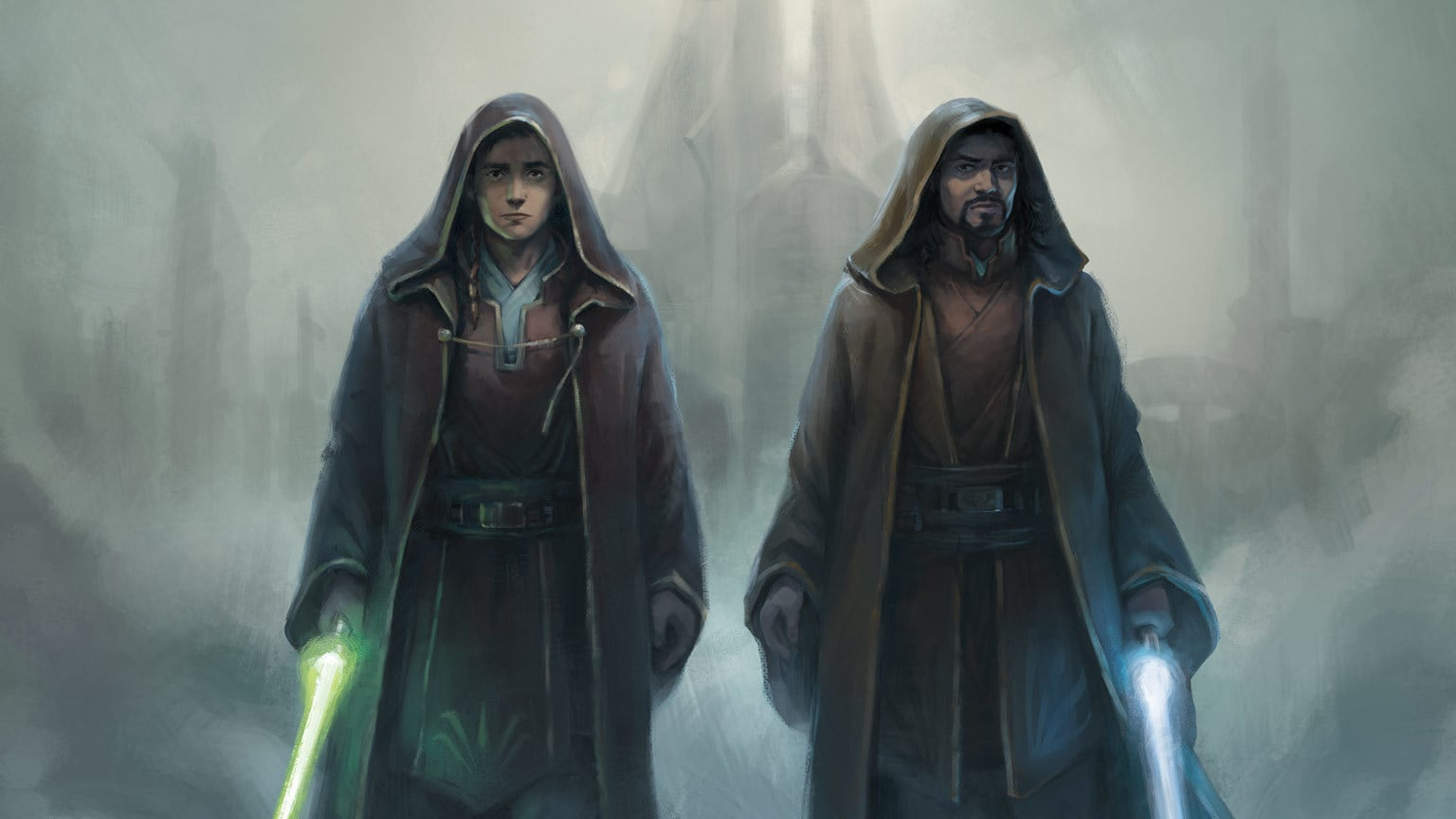 The Fallen Star and Other Book Covers Revealed on the Star Wars: The High Republic Show