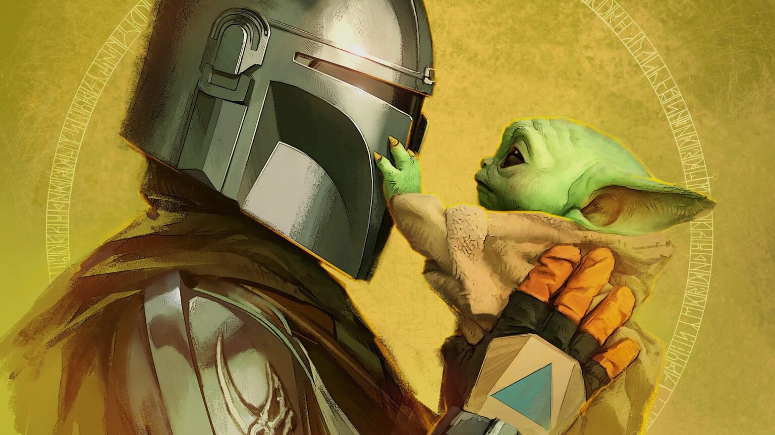The Art of Star Wars: The Mandalorian Season 2 Coming This December