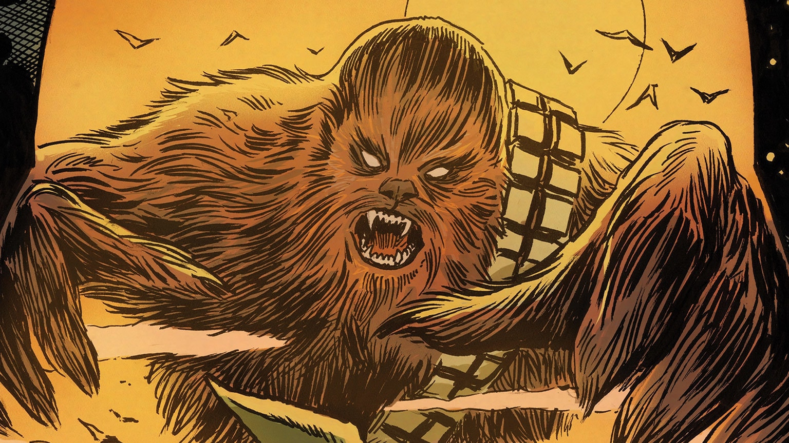 Nightmares and a Job for Jaxxon in IDW's Ghosts of Vader's Castle #2 – Exclusive Preview