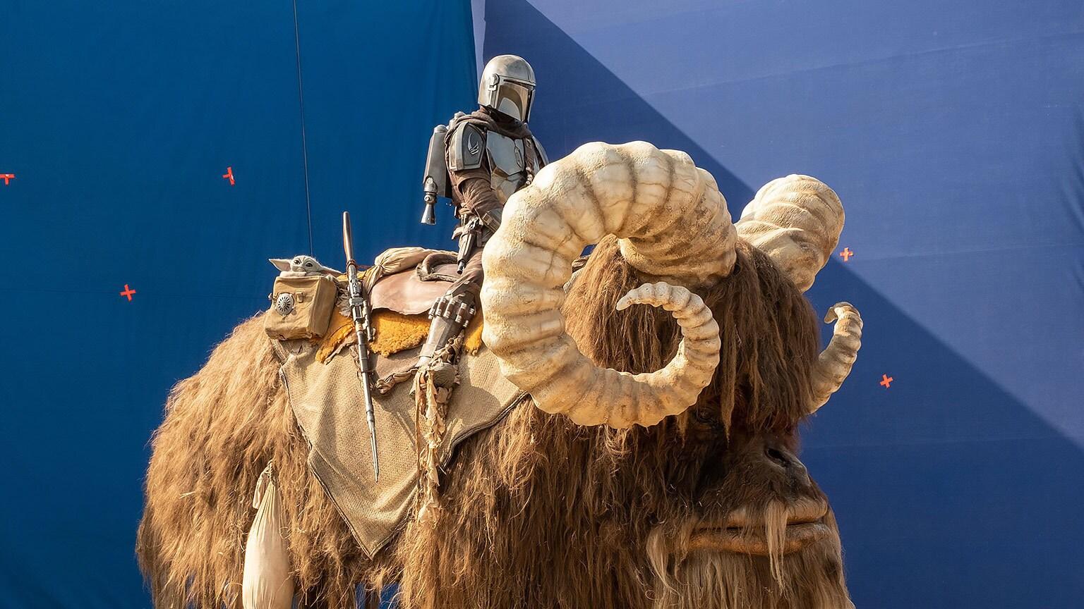 ILM Celebrates The Mandalorian Season 2's Groundbreaking Visual Effects
