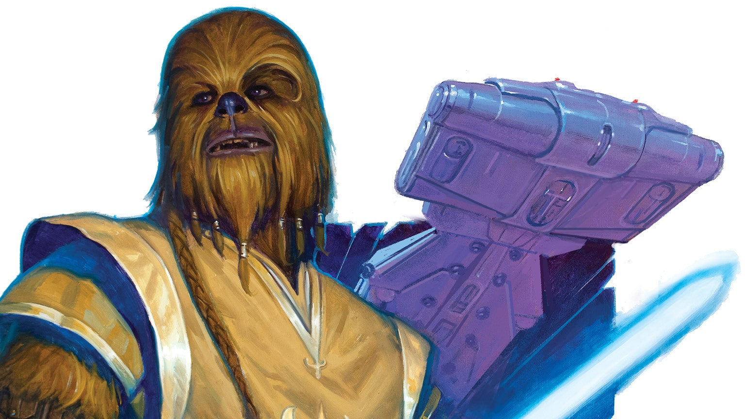 Now Boarding Marvel's Star Wars: Halcyon Legacy – Exclusive Reveal