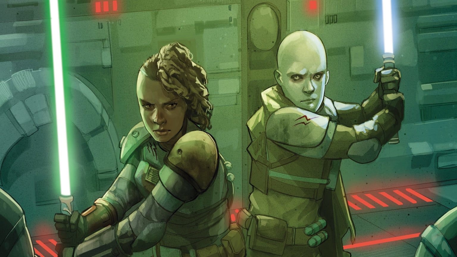 Star Wars: The High Republic #10  cover