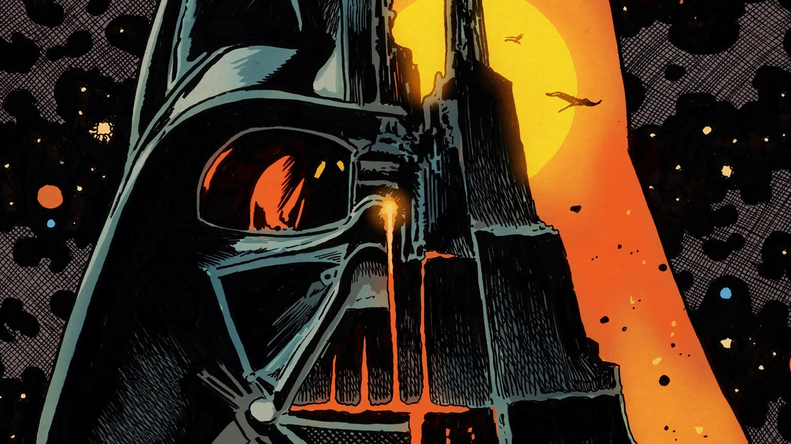 Revenge of the Sith Lord in IDW's Ghosts of Vader's Castle #5 – Exclusive Preview