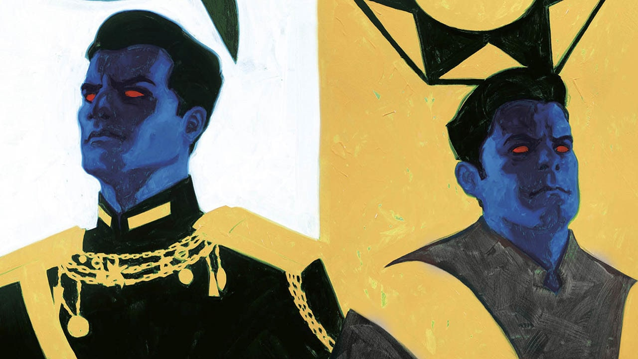 Thrass Meets the Future Grand Admiral in Thrawn Ascendancy: Lesser Evil – Exclusive Excerpt