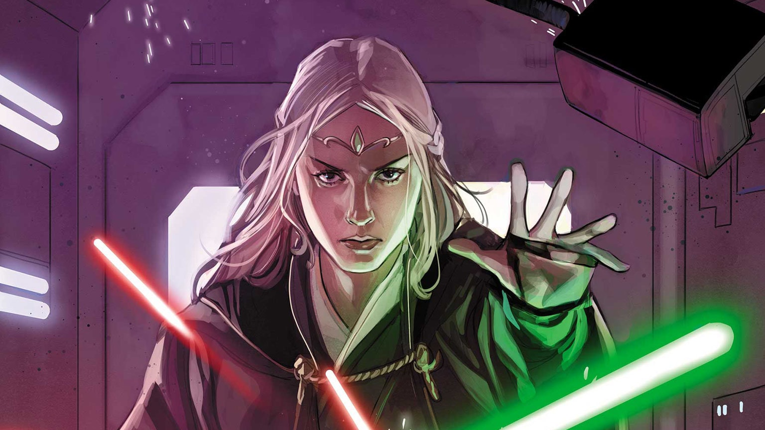 Marchion Ro's Origin Revealed and More in Marvel's January 2022 Star Wars Comics – Exclusive