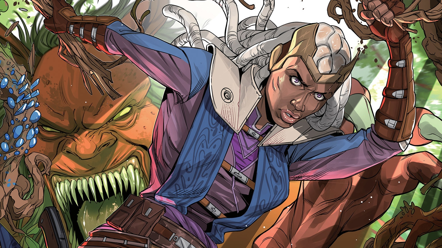 The Hunter Becomes the Hunted in IDW's The Monster of Temple Peak #3 – Exclusive Preview
