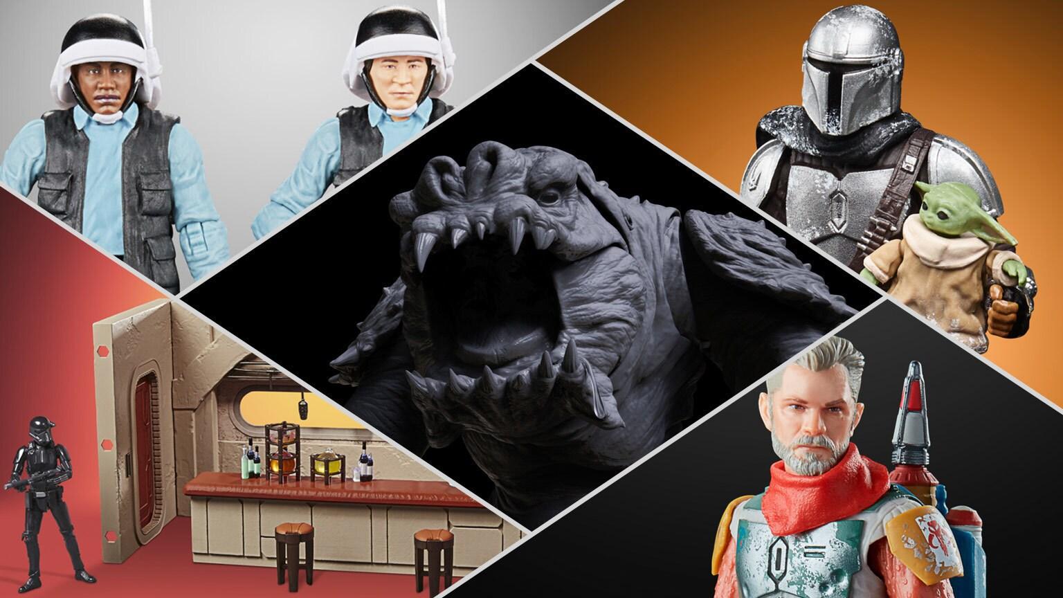 Hasbro PulseCon 2021: HasLab Rancor, New Mando Figures, and More Revealed
