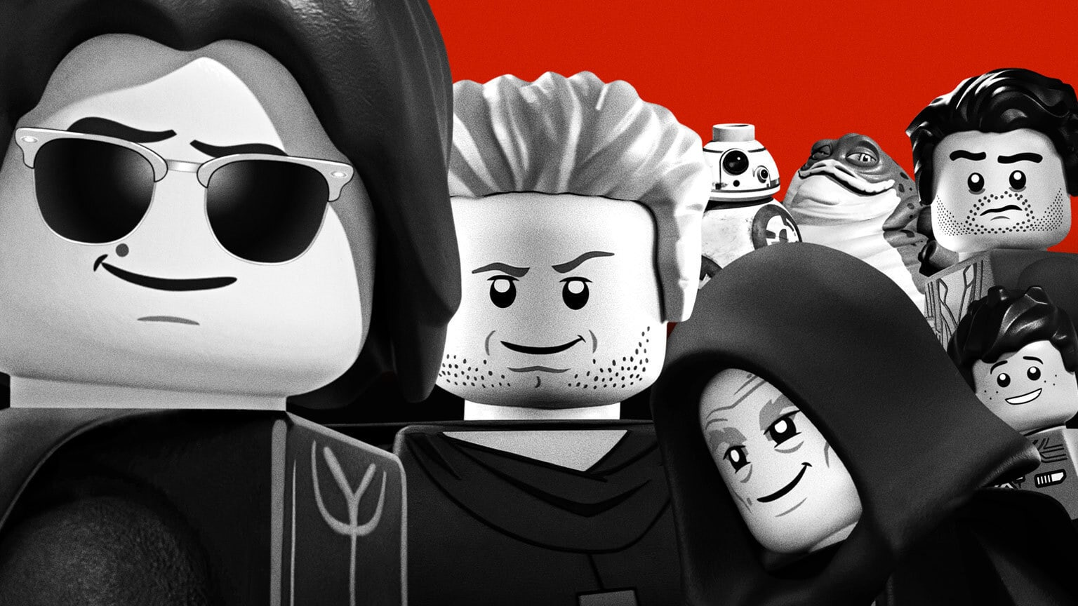 Brick or Treat: LEGO Star Wars Terrifying Tales Pays Tribute to Horror Classics with New Poster Series – Updated