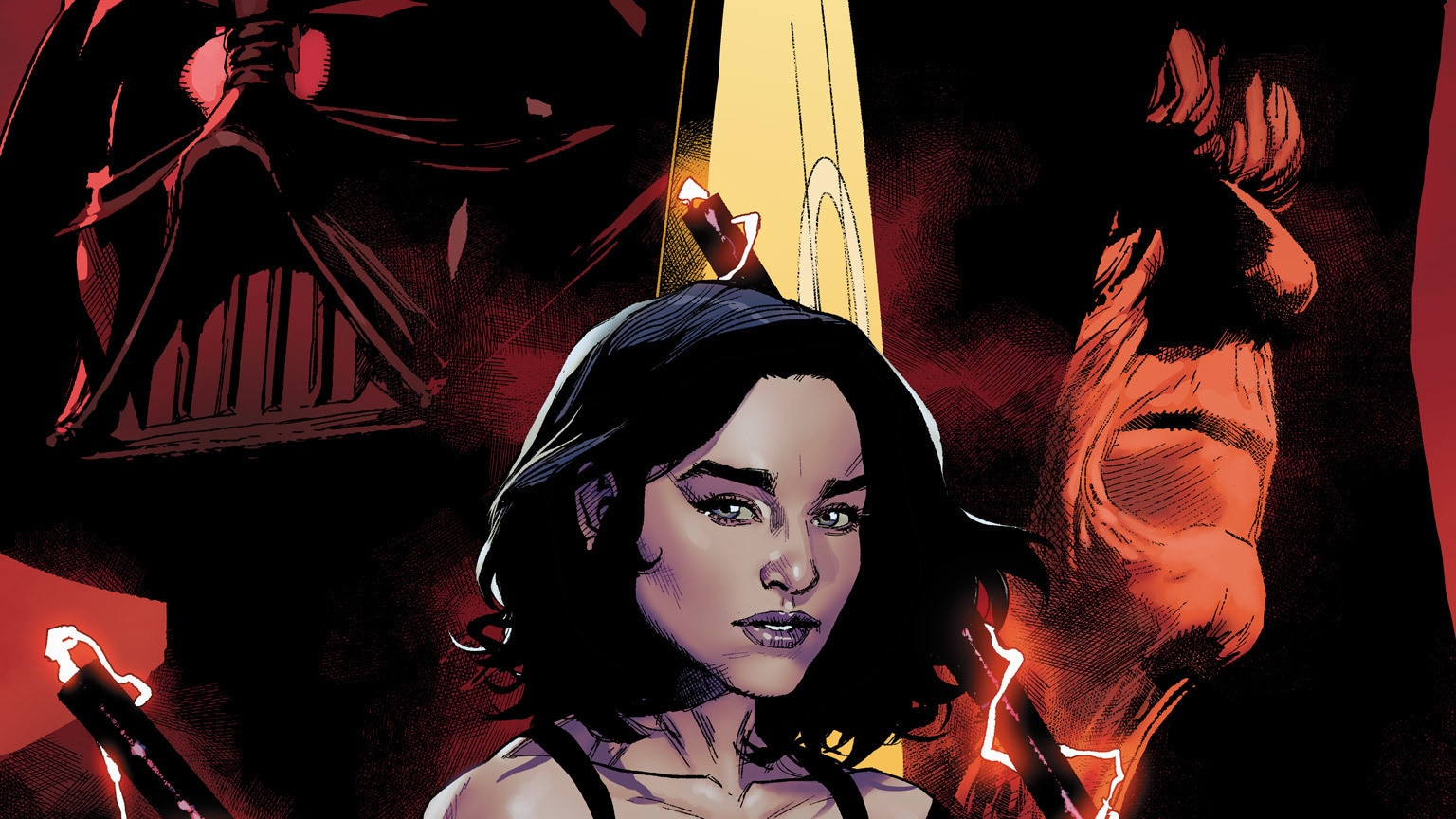 The Underworld Takes on the Empire in Marvel's Star Wars: Crimson Reign #1 – Exclusive Preview