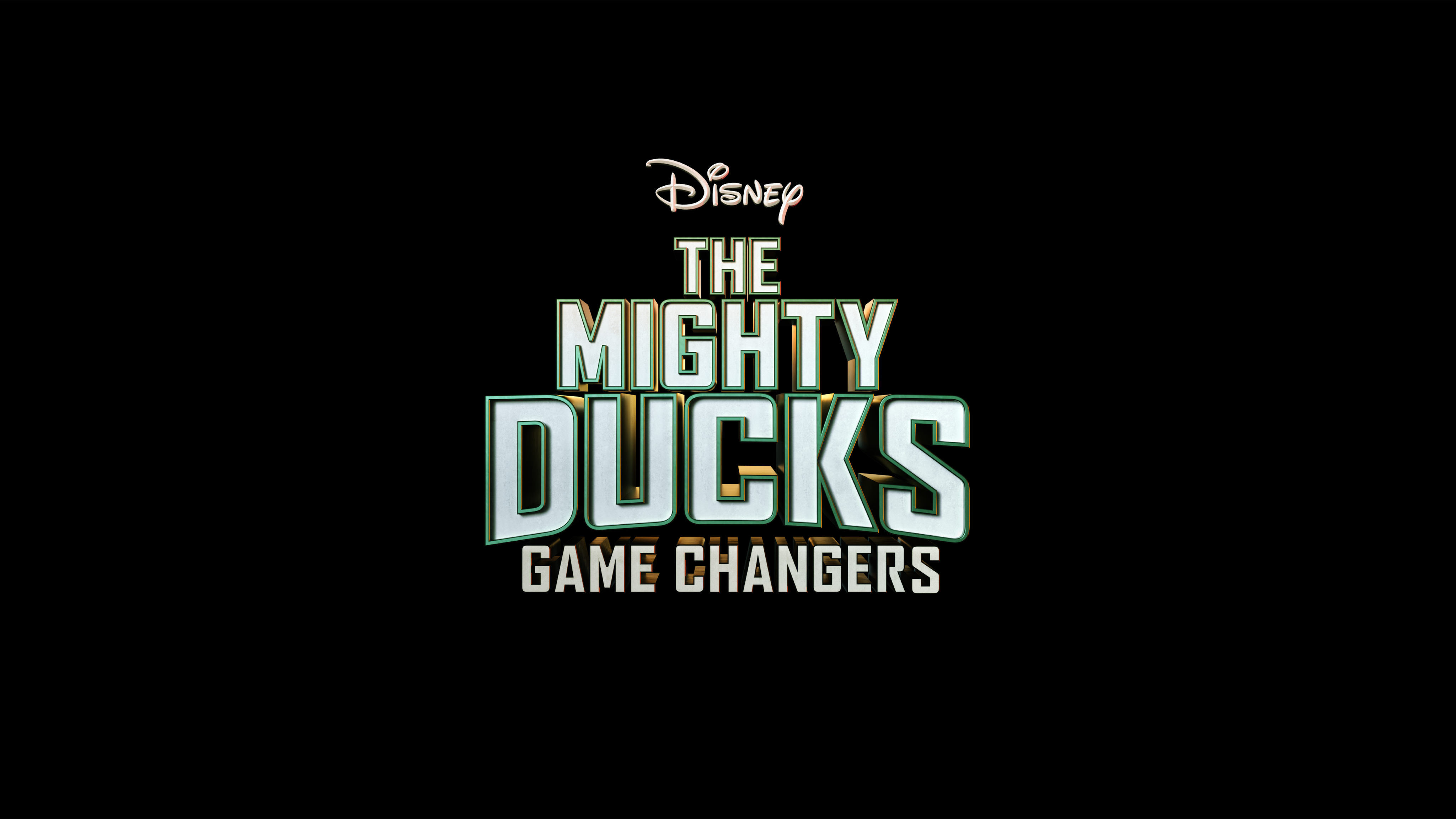 The Mighty Ducks: Game Changers Logo
