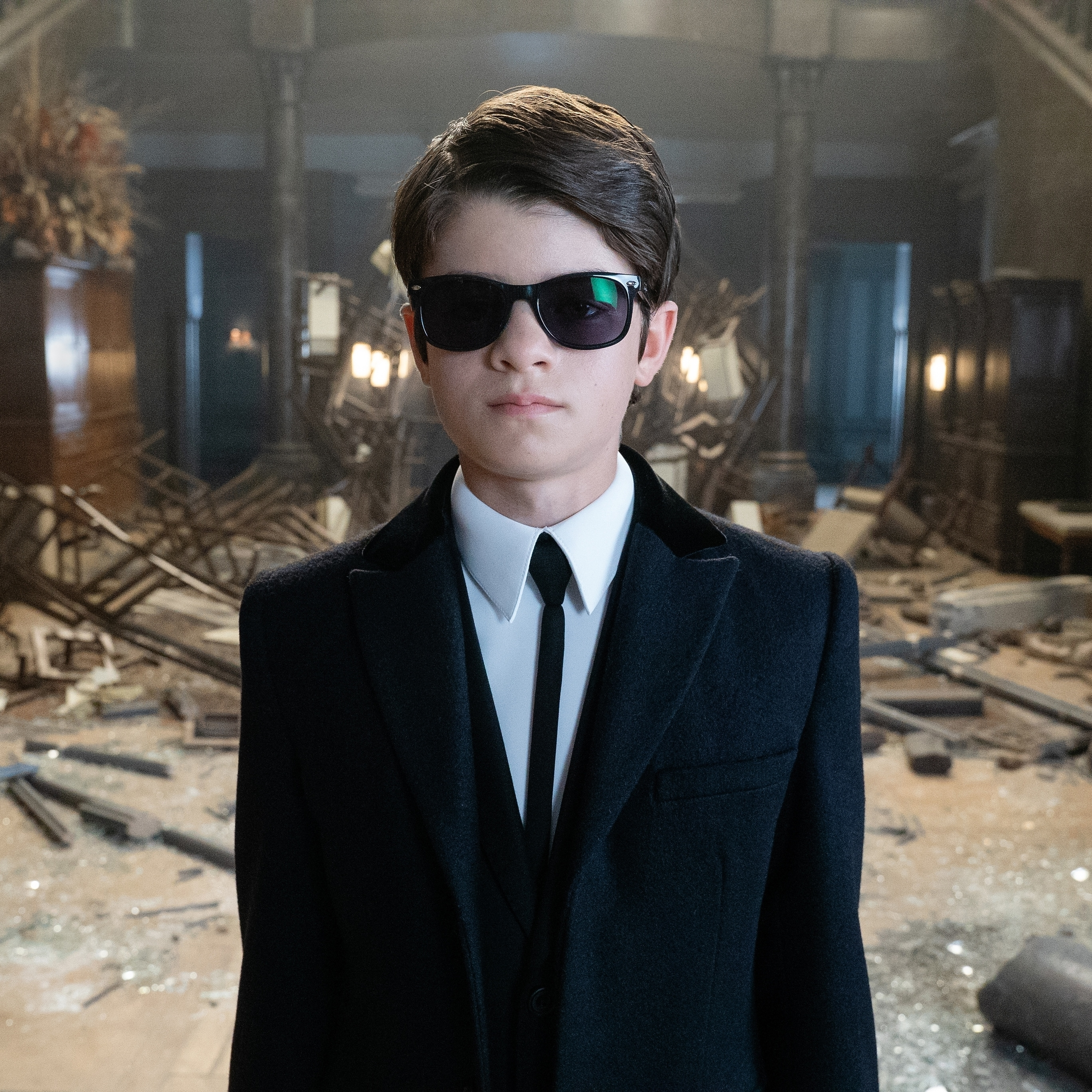 Inside the World of Artemis Fowl