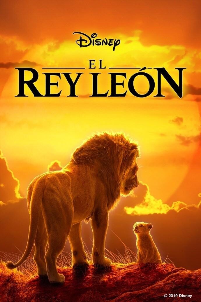 El Rey León Disney Latino