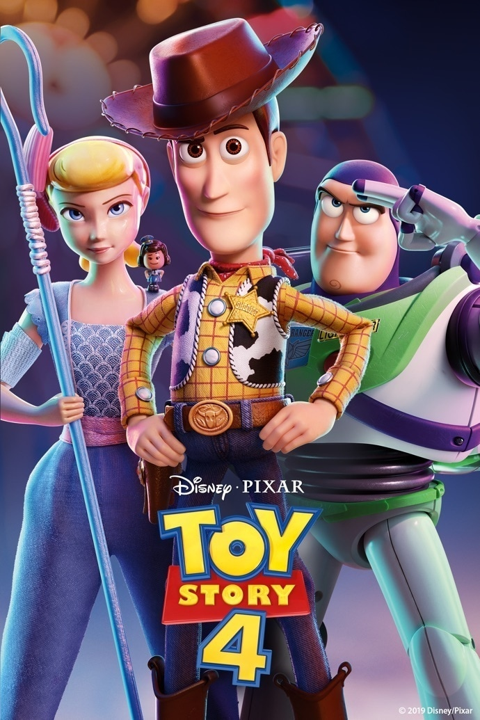 Toy Story 4 - Disponible para descargar y disfrutar
