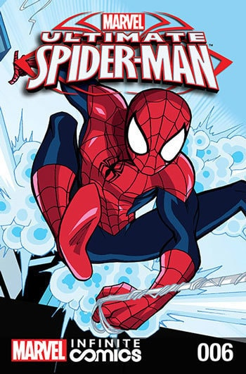 ULTIMATE SPIDER-MAN INFINITE DIGITAL COMIC #6