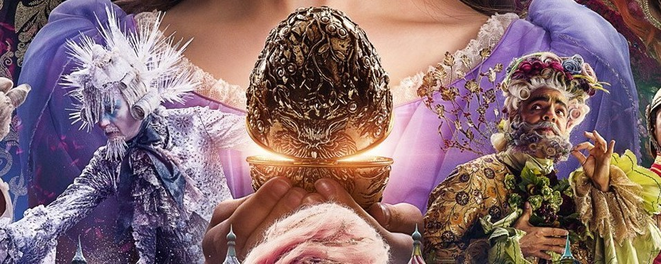 Nutcracker and the Four Realms Poster