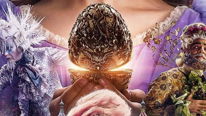 We're Captivated by the New Nutcracker and the Four Realms Trailer