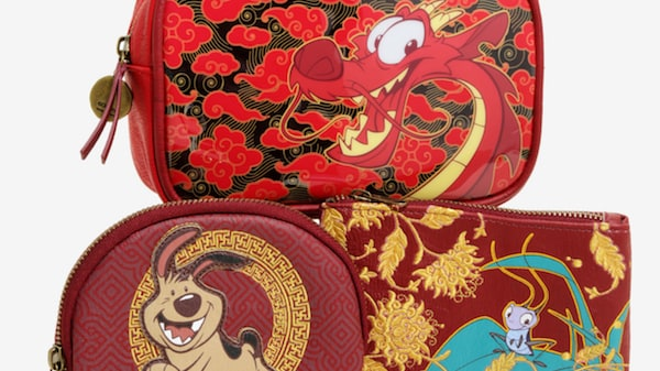 Item from Mulan BoxLunch Collection