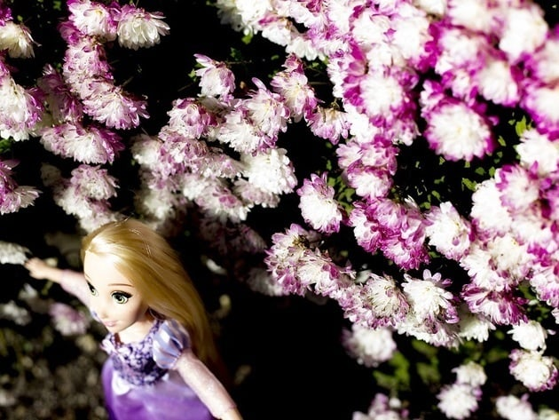 Les robes et tenues des poupées Princesses Disney sont inspirées des tenues des films !