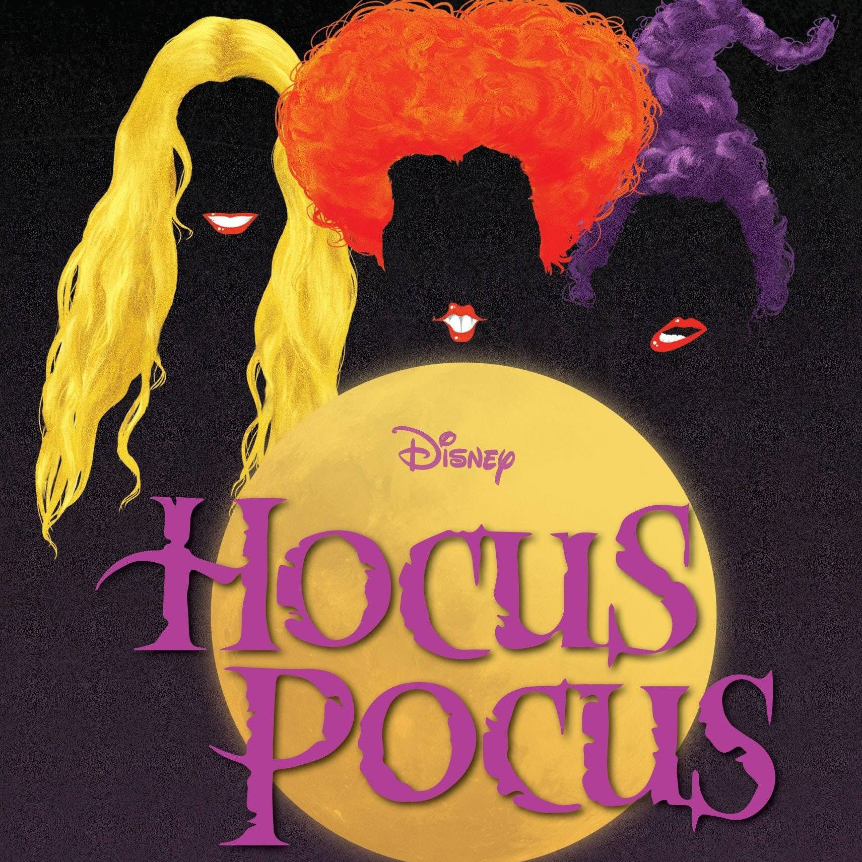 There's a New Book About Hocus Pocus and We've Got the Exclusive Cover Art and an Excerpt