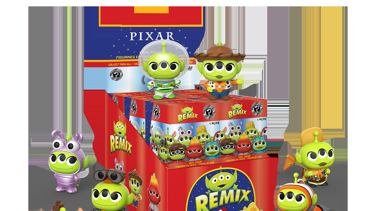 Pixar - Alien Remix