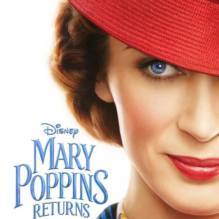 Watch the Mary Poppins Returns Teaser Trailer That Just Debuted During the Oscars