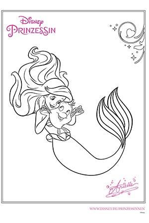 Disney Prinzessin - Arielle
